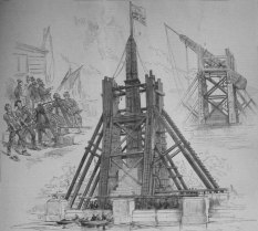 The Victoria Embankment Obelisk, Illustrated London News