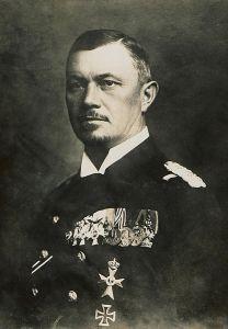 Reinhard Scheer.  Source: Wikipedia