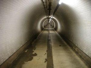 Woolwich Foot Tunnel. Source: Wikipedia