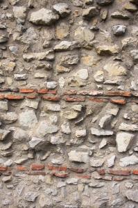 Roman wall, Tower Hill