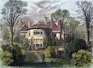 Rosslyn House by William Henry Prior. Source: The Underground Map (CC BY-SA 2.0)