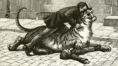Jamrach and the Tiger. Source: BBC