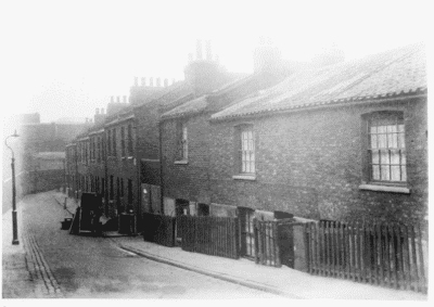 Harrow Lane c1920