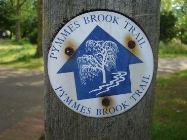 Pymmes Park Trail. By Photograph by Northmetpit. Public Domain